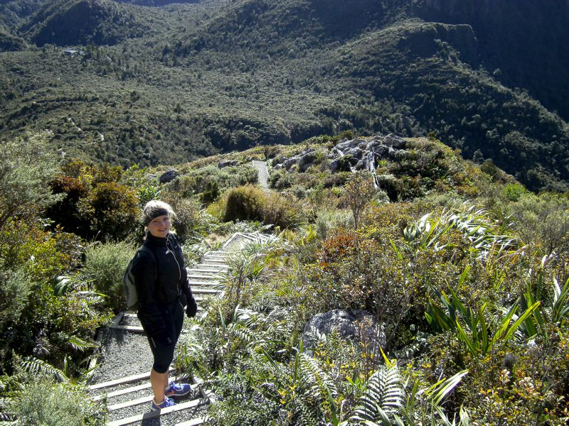 Ladies day hikes for health